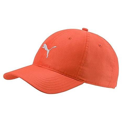 015e154a189 Puma Golf 2018 Men s Pounce Hat (Vibrant Orange