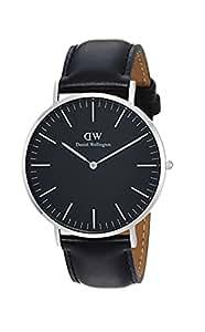 Daniel Wellington Women's Watch Classic Black Sheffield  36mm
