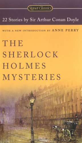 book cover of The Sherlock Holmes Mysteries