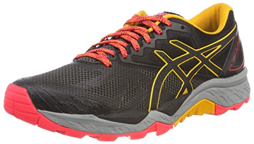 Fujitrabuco Asics Running Black 001 Gel Shoes 6 Amber Black Women's rIrxEqUF
