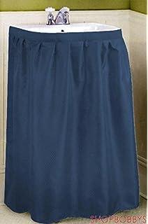 Better Home Skink Skirt, Navy