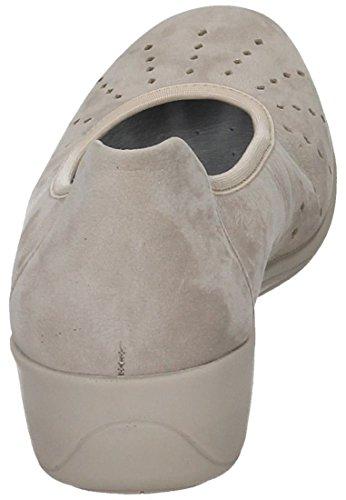 Damen slipper 942189 8 Beige Comfortabel z1q5dnww