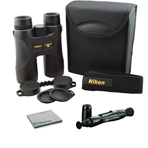 Nikon 10x42 ProStaff 7S Waterproof and Fogproof Binocular 16003 Bundle with with Nikon Lens Cleaning Pen