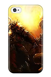 Hot Iphone 4/4s Cover Case - Eco-friendly Packaging(warrior) 6103761K78409965