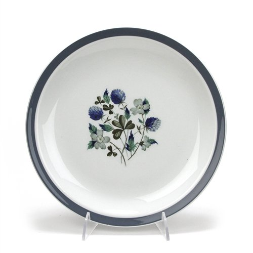 Blue Clover by Alfred Meakin, Ironstone Dinner Plate