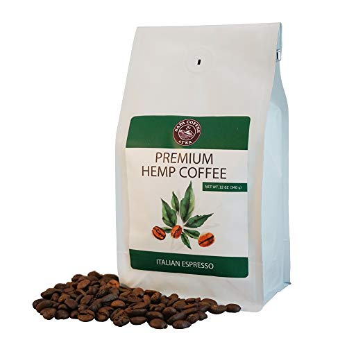 Sapa Hemp Coffee Italian Roast Espresso 12 oz