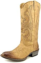 Matisse Womens Legand Synthetic Boots