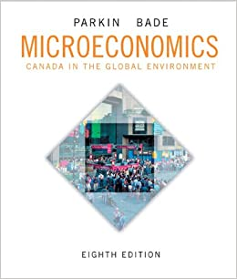 Microeconomics canada in the global environment 8th edition microeconomics canada in the global environment 8th edition michael parkin robin bade 8601419615568 books amazon fandeluxe Images