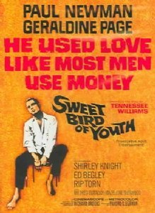 Sweet Bird of Youth by Warner Home Video