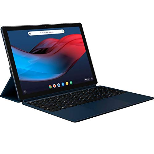 "Google Pixel Slate 12.3"" 2 in 1 PC Tablet - 3000x2000 Touchscreen - Core i5 (up to 3.90 GHz) - 8GB Memory - 128GB Storage - USB Type C - Fingerprint Reader - Dual Cam - Bluetooth w