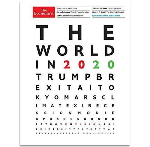 Resultado de imagem para capa the economist 2020