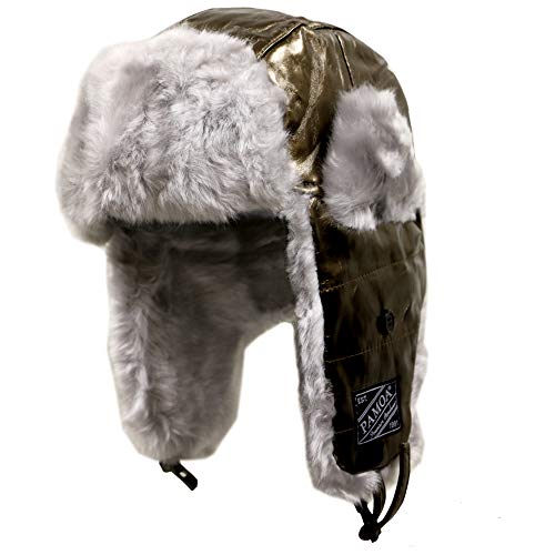 City Hunter W300 Premium Wool Trapper Hats - Multi Colors (Pmtr130 Bronze (Limited and Special Edition))
