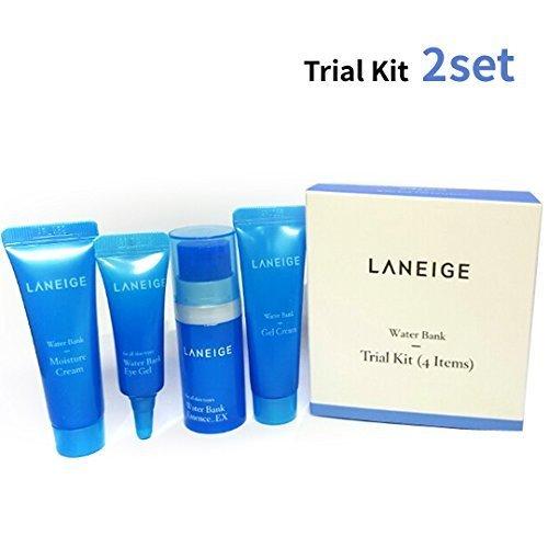Laneige Water Bank Trial Kit (4Items) 2set (Laneige Water)