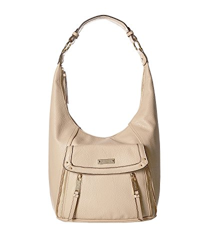 Jessica Simpson Zuri Hobo Shoulder Handbag - Blush by Jessica Simpson