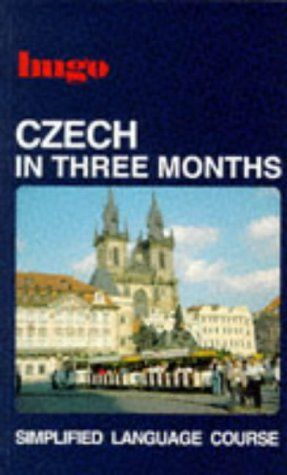 Czech in Three Months: Simplified Language Course (Hugo Series) Elisabeth Billington