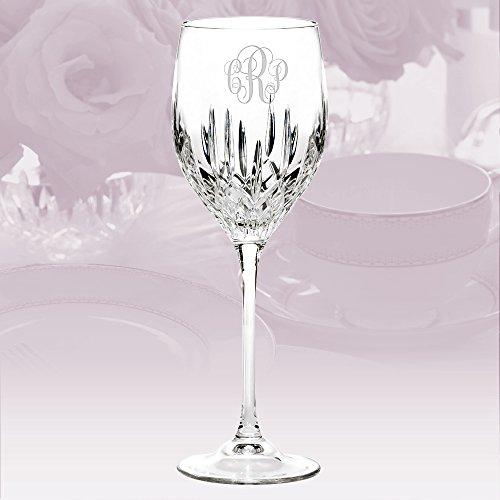 Personalized Vera Wang Wedgwood Fidelity Wine Glass