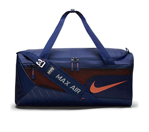 Nike Virginia Cavaliers Vapor Max Air Duffel Bag (Navy Blue)