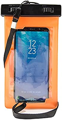 JD Compatible pour Galaxy S10 Plus//S10+//S10 5G//S9 Plus//S8 Plus//Note 8//Note 9//J7 Prime//iPhone XS Max//XR//8 Plus//7 Plus//6 Plus//6S Plus Armband, Ultra-Mince Armband avec Connection du Casque L/éger