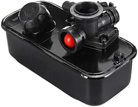 Queenwind Briggs&Stratton 499809 498809A 494406のトリマーキャブレター燃料ガスタンク芝刈り機