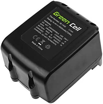 GC® (5Ah 14.4V Li-Ion Cells) Replacement Battery Pack for Makita BFS441Z Power Tools