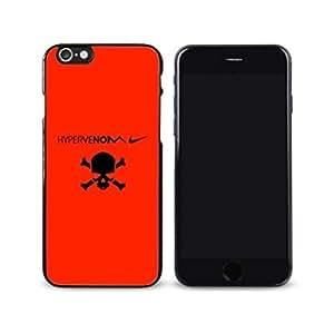 Just Do it Nike logo image Custom iPhone 6 - 4.7 Inch Individualized Hard Case WANGJING JINDA