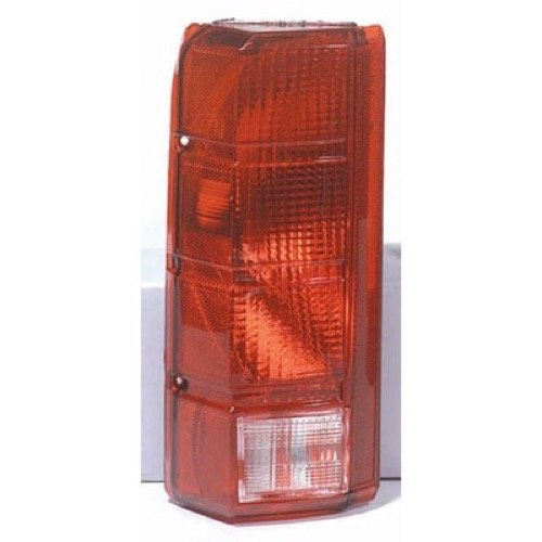 1982 Ford Car - Go-Parts ª OE Replacement for 1980-1986 Ford F-150 Rear Tail Light Lamp Assembly/Lens/Cover - Left (Driver) Side - (Styleside) E4TZ 13405 B FO2800103 for Ford F-150