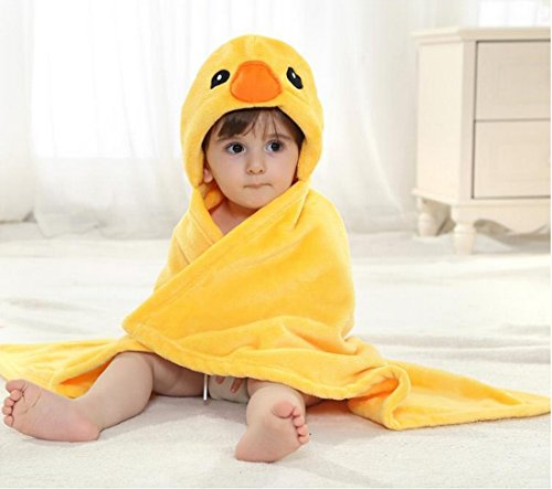 sawors-hooded-baby-bath-towelbeach-towelsuper-soft-and-absorbentflannel-towel35-x-35-inchsuitable-fo
