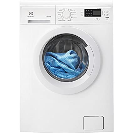 Electrolux EWF1484EOW Freestanding 8kg 1400RPM A+++ White Front ...