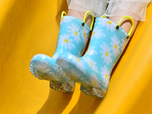 Pictures of Outee Toddler Girls Kids Light Up Rain GLP18AFLWAQU7 7