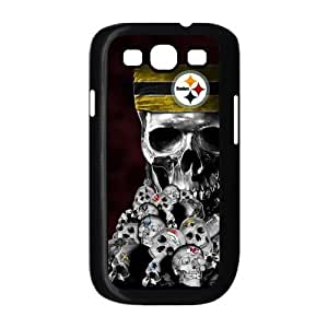 Teentopvogue Creative NFL Pittsburgh Steelers Case Cover Protector Fashion Style for i9300,i9308,i939, Samsung Galaxy S3