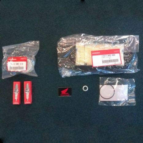Genuine Honda XL1000V Varadero 1999-2002 Essential Service Kits: