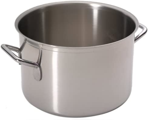 St Stainless Steel Stock Pots Catering Outdoor Deep Broth Soup Fast Delivery