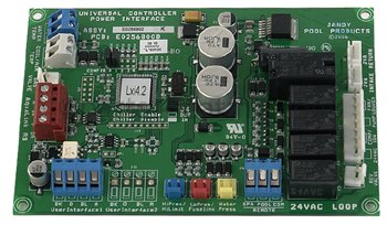 Zodiac R0458200 Universal Power Control Board Replacement for Zodiac Jandy LXi Low NOx Pool and Spa Heaters by Zodiac