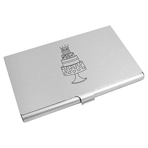 Credit Card Wallet Azeeda CH00003877 Holder 'Wedding Business Card Cake' wc6apq6X