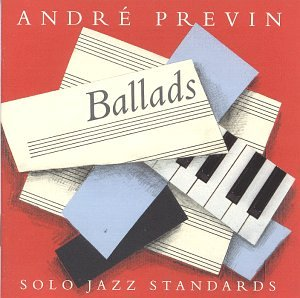 Ballads/Solo Jazz Standards by Angel Records