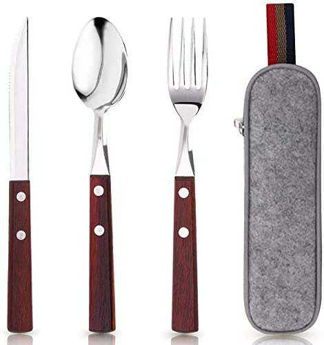 Stainless Utensils Eco Friendly Portable Reusable product image