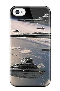 IIMuGaS3204eKWmg La Angel Nelson Star Wars Durable Iphone 4/4s Tpu Flexible Soft Case