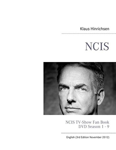 NCIS; TV-Show Fan Book, Season 1-9 pdf
