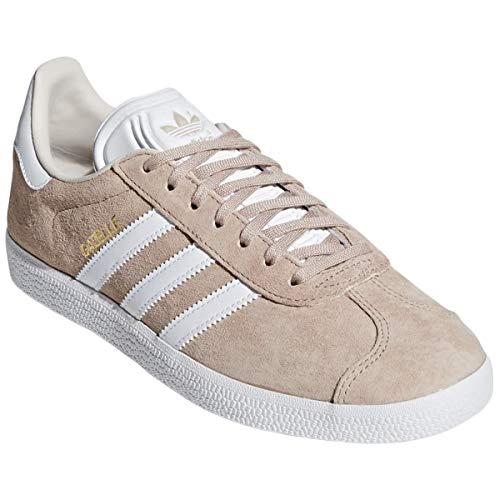 Adidas Femme Chaussures Gazelle W De Gymnastique Rose rq4rzw