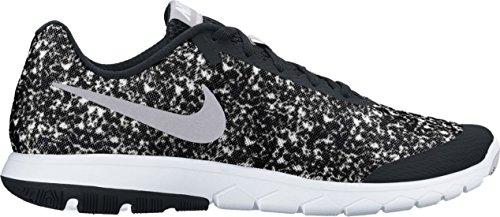 Nike Wmns Flex Experience Rn 6 Prem - black/wolf grey-white