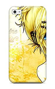 Durable Case For The Iphone 5c- Eco-friendly Retail Packaging(vocaloid)