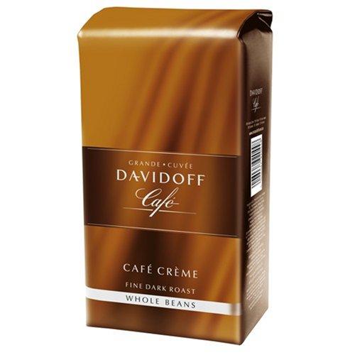 Davidoff Café Crème Whole Beans Coffee 17.6oz/500g ()