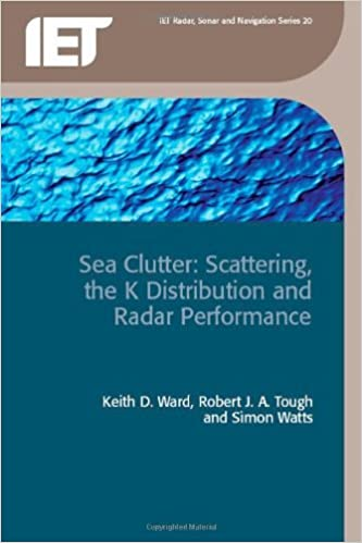 Sea Clutter: Scattering, the K Distribution And Radar Performance (IET Radar, Sonar, Navigation and Avionics) (Electromagnetics and Radar)