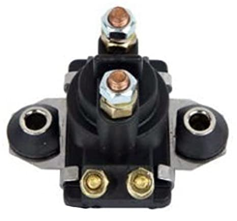 Solenoid Relay Switch Replacement For Mercury Marine 12 Volts 4 Terminals on