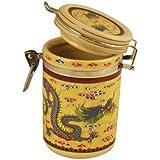 Exquisite Porcelain Tea / Coffee Storage Jar