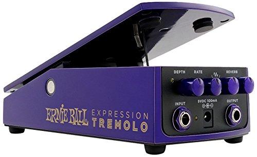 Ernie Ball Expression Tremolo Pedal (Best Harmonic Tremolo Pedal)