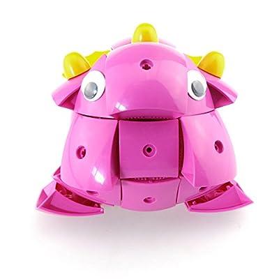 3D Mignon Animal de Forme de Bande Dessinée Enfants Puzzle Jouet Éducatif Creative Jigsaw Blocs de Construction Enfants Jouet Cadeau
