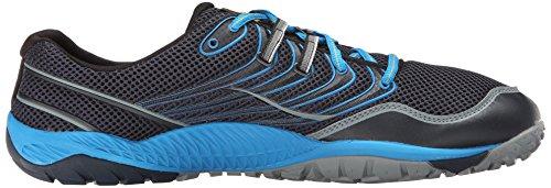 Merrell Trail Glove 3, Scarpe Sportive Outdoor Uomo Blu (Blau (Navy/Racer Blue))