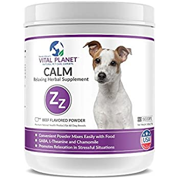 Amazon Com Vital Planet Calm Natural Support To