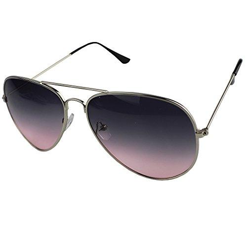 easykan-womens-fashion-gold-silver-thin-metal-frame-tinted-lens-cockpit-sunglasses-62mm-silver-frame